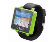 GTeng FPV T909 5.8G 3dBi 32CH Receiver 2.6 Inch Screen Real-time Wearable Watch w/ 350mAh Lipo - B1051438