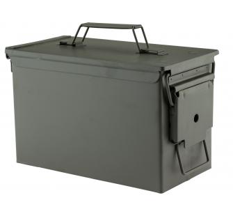 caisse munitions m tallique vide stockage batterie mal1000 miniplanes. Black Bedroom Furniture Sets. Home Design Ideas