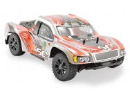 SURGE 1/12 BRUSHED SHORT COURSE RTR ORANGE FTX - FTX5515O