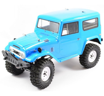 Outback Tundra 4WD RTR 1/10 Crawler FTX - FTX5565