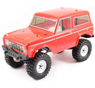 Outback Treka 4WD RTR 1/10 Crawler FTX - FTX5566