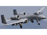 A-10 EDF Jet Twin 70mm  Grey PNP Kit - FMS094