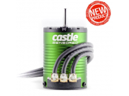 Moteur Brushless 1406-4600KV Sensored Castle Creation - CC-060-0056-00