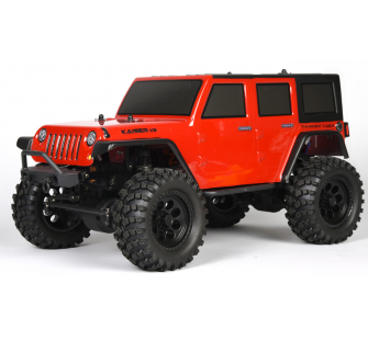 Kaiser XS Off-Road 4WD RED RTR