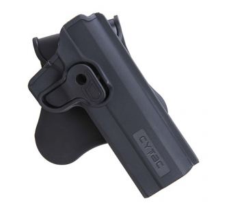CYTAC - (CY-1911) Holster Polymer - Colt 1911 5 pouce - RA0177