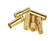 Bullet Connectors Set, 5mm (3) - RDNA0274