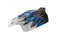 FTX VANTAGE PRINTED EP BUGGY BODY - BLUE (BRUSHED) - FTX6281