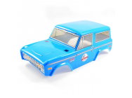 FTX OUTBACK PAINTED TREKA BODYSHELL - BLUE - FTX8191BL