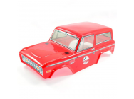 FTX OUTBACK PAINTED TREKA BODYSHELL - RED - FTX8191R
