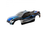 FTX CARNAGE ST PRINTED BODY - BLACK (BRUSHLESS) - FTX6342