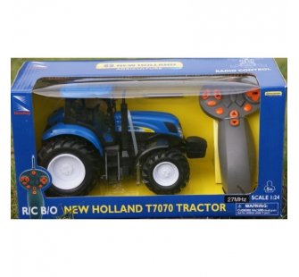 Tracteur New Holland T7070 - NRY-88553