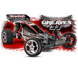 BANDIT TRAXXAS XL-5 C.J. GREAVES EDITION 2405 - TRX-2405-CJ