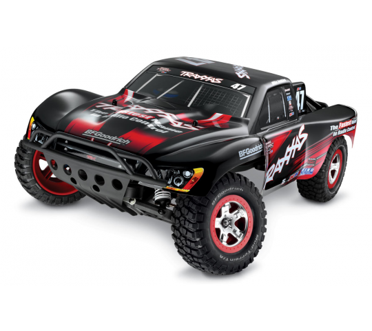 Slash 1/10e Mike jenkins Edition Traxxas n°47 - TRX-5803-47