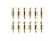 FTX IBEX BALL STUDS 3.8X12.9MM (12) - FTX7406