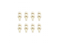 FTX IBEX BALL STUDS 3.8X9.6MM (8) - FTX7410