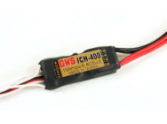 Controlleur Brushed ICH400 helicoptere ESC 2A GWS - JP-4460450