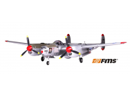 P-38 Marge XL GIANT (silver) PNP FAMOUS - FMS-FMS044S