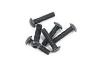 BUTTON HEAD HEX SCREW M3*12 6PCS - FTX6527