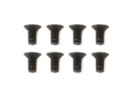 FTX OUTBACK COUNTERSUNK SCREW M3*6 (8) - FTX8211