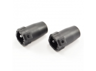 FTX OUTLAW REAR AXLE ADAPTORS (2PC) - FTX8310