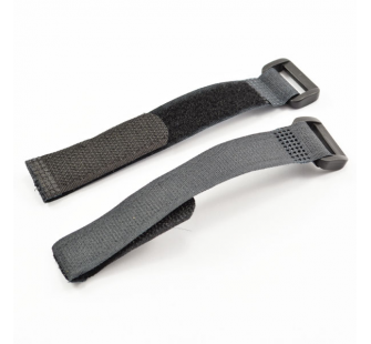 FTX OUTLAW HOOK AND LOOP BATTERY STRAP (2PC) - FTX8346