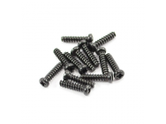 FTX ROUND HEAD SELF TAPPING SCREW 2.6 X 10MM (12) - FTX7288