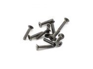 FTX COUNTERSUNK SELF TAPPING SCREW 2.6 X 12MM (12) - FTX7290