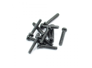 FTX ROUND HEAD SELF TAPPING SCREWS 2.6 X 12MM (12) - FTX7295
