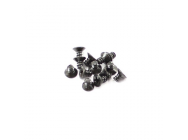 FTX COUNTERSUNK SELF TAPPING SCREW 2.6 X 5MM (12) - FTX7303