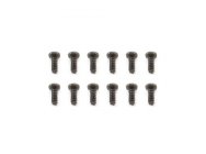 FTX IBEX WASHER HEAD SELF TAPPING SCREW 1.8*4.5MM (12) - FTX7444