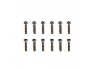 FTX IBEX WASHER HEAD SCREW 1.5*6MM (12) - FTX7450