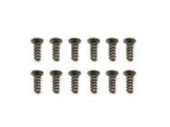 FTX IBEX COUNTERSUNK SELF TAPPING SCREWS 2X6MM (12) - FTX7451