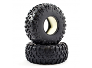FTX OUTLAW TYRES & FOAMS (2PC)  - FTX8334