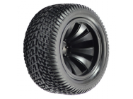 FTX SURGE TRUGGY MOUNTED WHEELS/TYRES (PR) - FTX7227