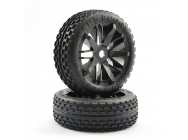 FTX FUTURA FRONT STAGGER TYRES/WHEELS MOUNTED (PR) - FTX7722