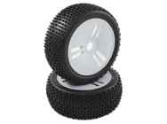 FTX FRENZY MOUNTED WHEEL & TYRE (PR) - FTX7075