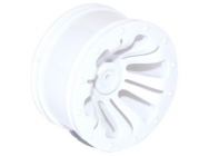 FTX CARNAGE WHEEL 2PCS - WHITE  - FTX6315W