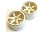 FTX DESTROYER WHITE WHEELS (2) - FTX7650