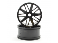 FTX FUTURA BLACK REAR WHEELS (PR) - FTX7719