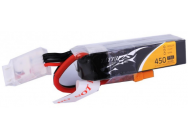 Tattu 450mAh 11.1V 75C 3S1P Lipo Battery Pack- Long Size for H Frame - TA-75C-450-3S1P-L
