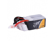 TATTU 450mAh 14.8V 75C 4S1P Lipo Battery Pack - TA-75C-450-4S1P