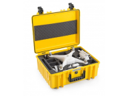 Valise DJI Phantom 4 Jaune  B&W 6000/Y - 6000/Y/DJI4-COPY-1
