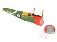 Fuselage et Decoration - Sopwith Pup  - Ares - AZS1515