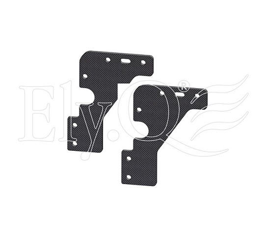 EQ90008 Renforts Carbone support moteur (V90c) - ELYQ-8700701A