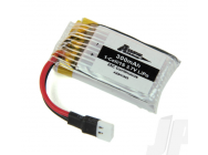 300mAh 1-Cell 3.7V 22C LiPo battery (Spidex 3D) - AZSQ1905