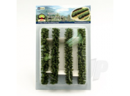 95615 HedgeRows, 3/4  x 1  x 6 , HO-scale, (4 per pack) - JTT95615