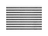 97402 Corrugated Siding, 1/100, HO-Scale, (2 per pack) - JTT97402