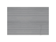 97407 Ribbed Roof, HO-Scale, 1/100, (2 per pack) - JTT97407