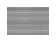 97408 Ribbed Roof, O-Scale, 1/48, (2 per pack) - JTT97408