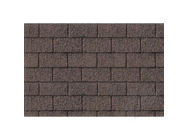 97440 Asphalt Shingle, 1/100, HO-Scale, (2 per pack) - JTT97440